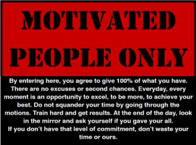 Crossfit-motivated-people-only
